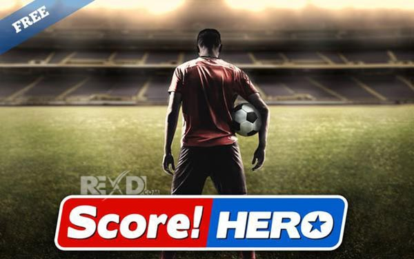 score hero - Score! Hero Mod Versi 1.73 - Unlimited Money